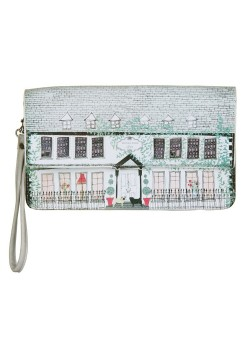 HOMMINWI BOLSO MINI GRIS WISTERIA HOUSE DISASTER DESINGS