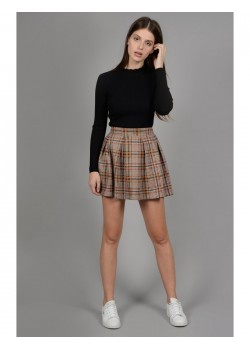 SL3464A18 YOUNG LADIES KNITTER SKIRT